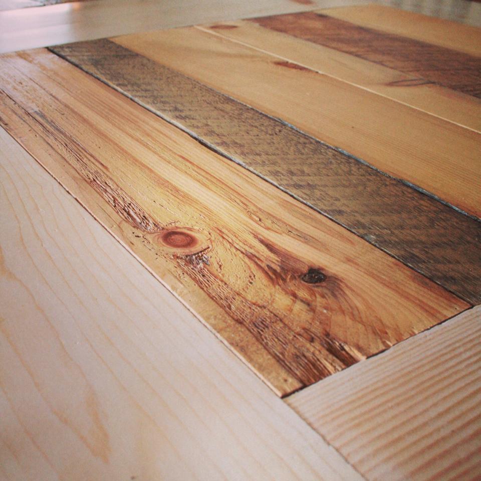 table sur mesure bois et acier j r me lavoie b niste. Black Bedroom Furniture Sets. Home Design Ideas