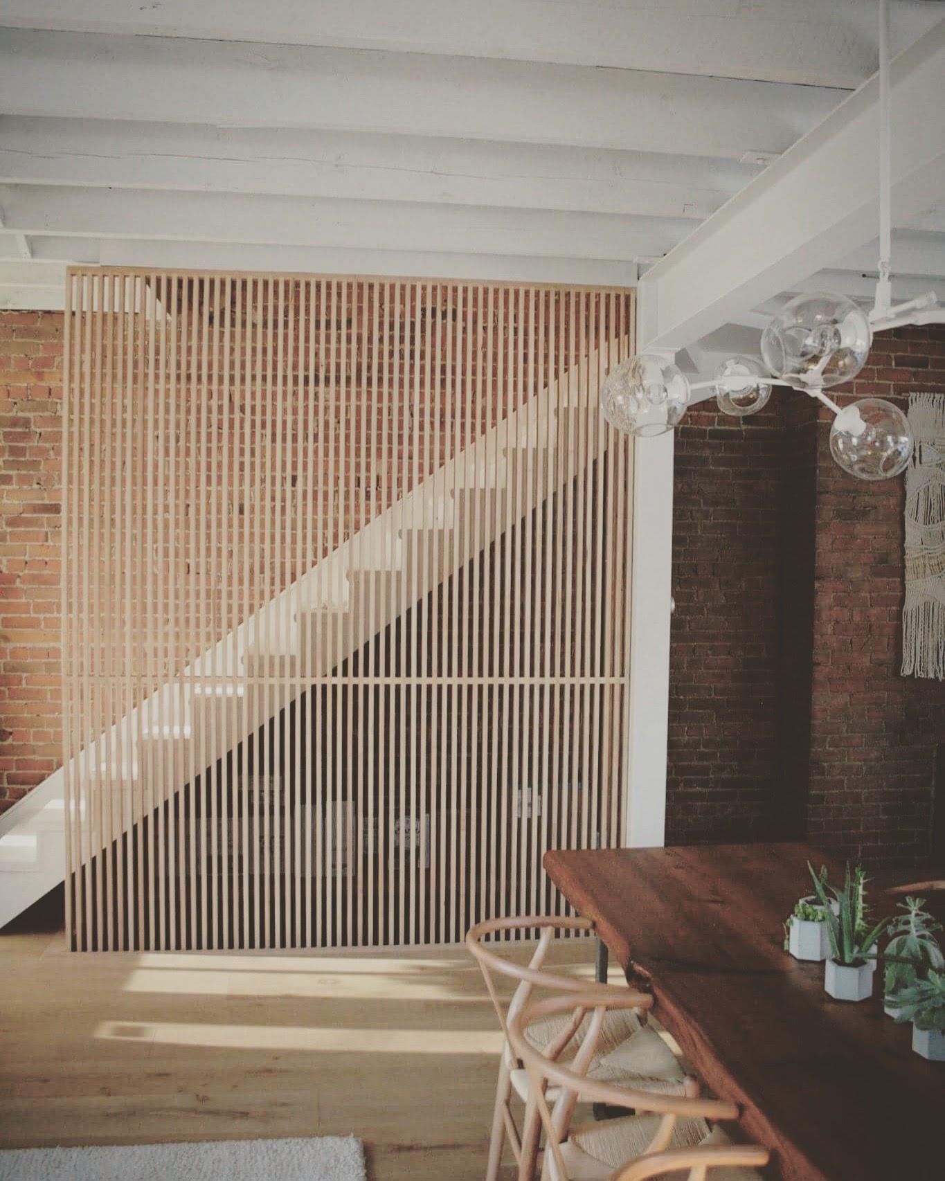 Separation Mur Interieur